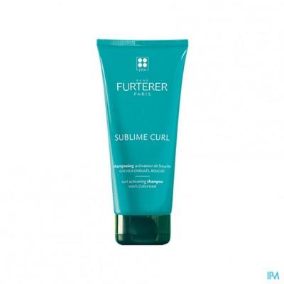 Furterer Sublime Curl Sh Krullen Activerend 200ml