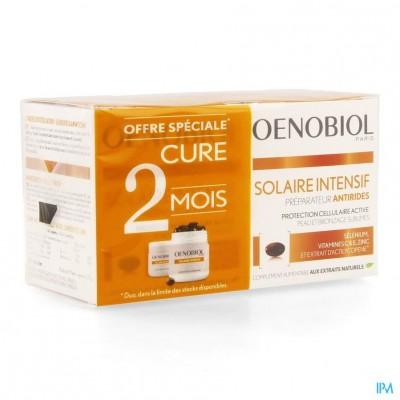OENOBIOL SOLAIRE INTENSIF KUUR ANTI-RIMPEL 2x30 CAPS