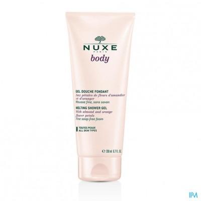 Nuxe Body Smeltende Douche Gel Tube 200ml