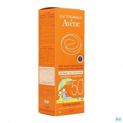Avene Zonnemelk Kind Ip50+ 100ml