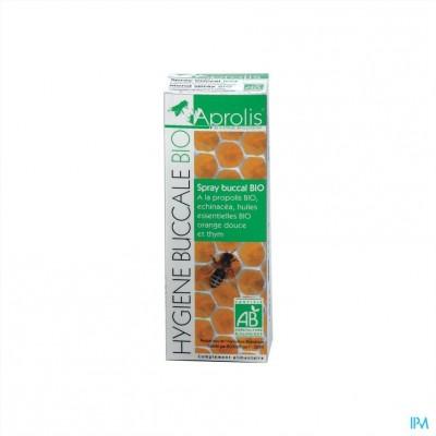 Aprolis Mondspray Popolis-echinacea Bio 20ml