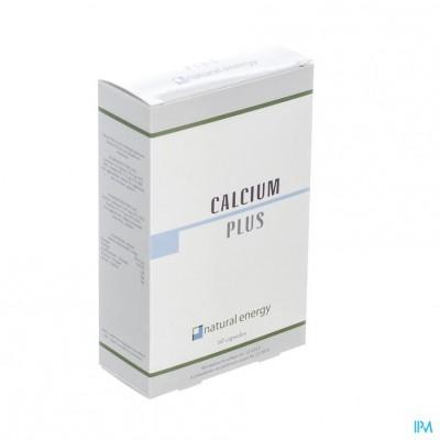 Calcium Plus Natural Energy Caps 60