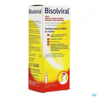 Bisolviral Neusspray 20ml