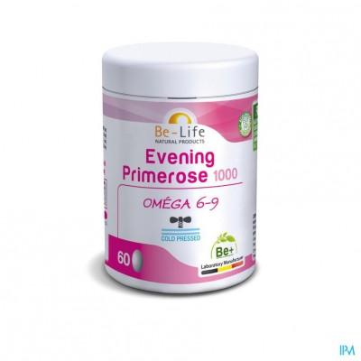 Evening Primrose 1000 Be Life Bio Caps 60
