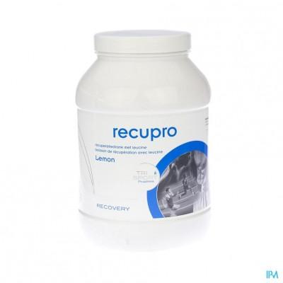 Trisportpharma Recupro+leucine Lemon Pdr Pot 1,5kg