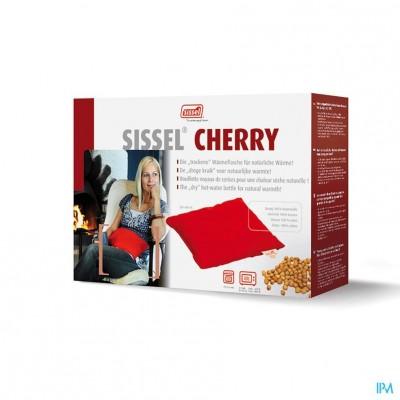 Sissel Cherry Kersenpitkussen 23x26cm Rood