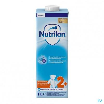Nutrilon Peuter Groeimelk +2jaar Nf Tetra 1l