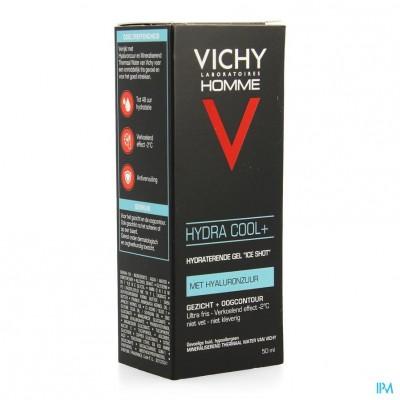 Vichy Homme Hydra Cool+ Gel 50ml