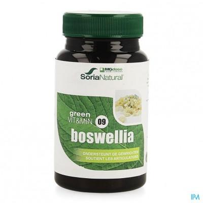 Soria Boswellia vit. & min. 09complex 30 tabl.