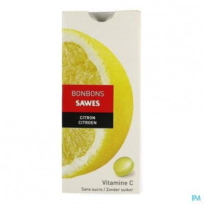 Sawes Bonbon Citron Zs Blist 10 SAW001
