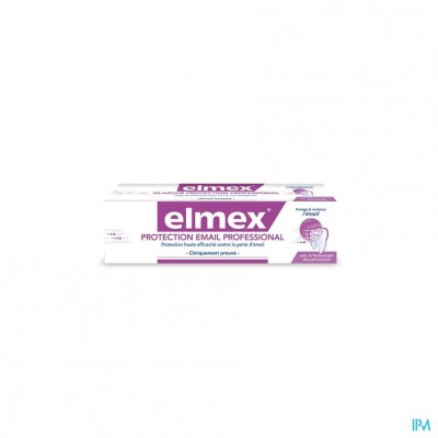 ELMEX® GLAZUUR PROTECTION PROFESSIONAL TANDPASTA TUBE 75ML