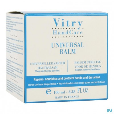 Vitry Handcreme Pot 100ml
