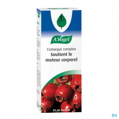A.Vogel Crataegus Complex 50ml