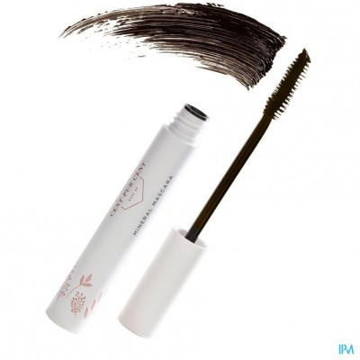 Cent Pur Cent Mineral Mascara Brun 10ml