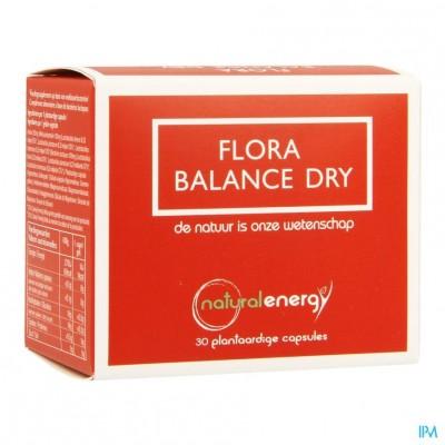 Flora Balance Natural Energy Dry V-caps 30