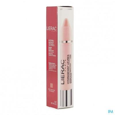 Lierac Hydragenist Lippenbalsem Kleurloos Stick 3g