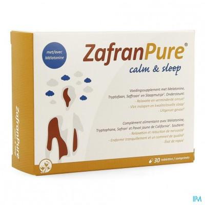 Zafranpure Calm & Sleep Comp 30