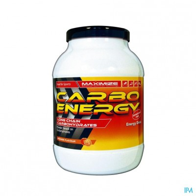 Carbo Energy Sinaas Pdr 750g