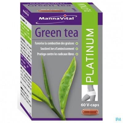 Green Tea Platinum V-caps 60