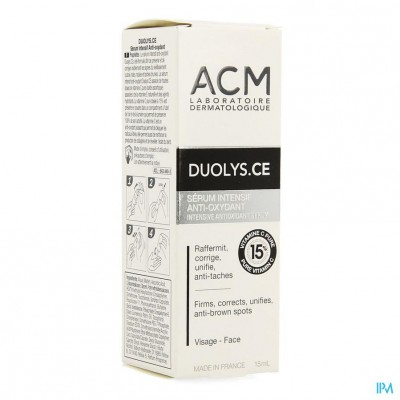 Duolys Ce Serum Intensief A/oxydant 15ml