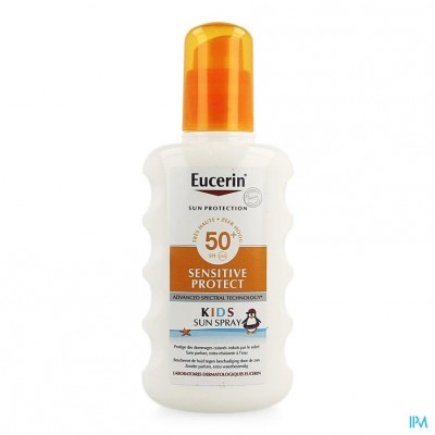 Eucerin Sun Sensit. Protect Kids Spray Ip50+ 200ml