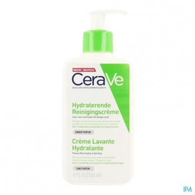 Cerave Cr Reiniging Hydraterend 236ml