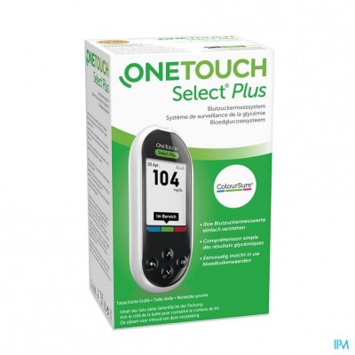 OneTouch Select Plus Meter