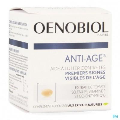 OENOBIOL ANTI-AGE Q10 30 CAPS