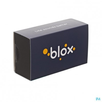 Blox Refill Cylindrisch Orrdopjes 20 Paar
