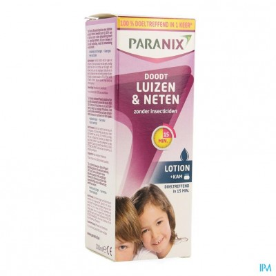 Paranix Lotion 100ml + Kam