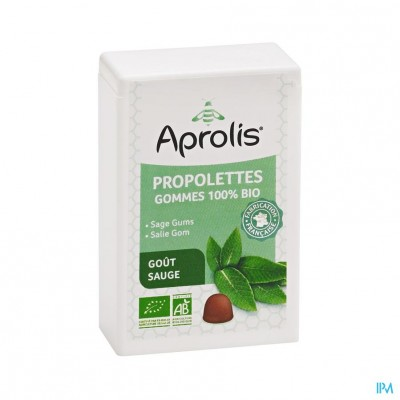 Aprolis Propolettes Salie Bio Gom 50g