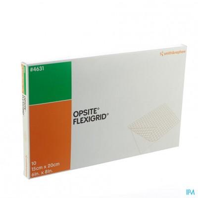 Opsite Flexigrid 15cmx20cm 10 4631