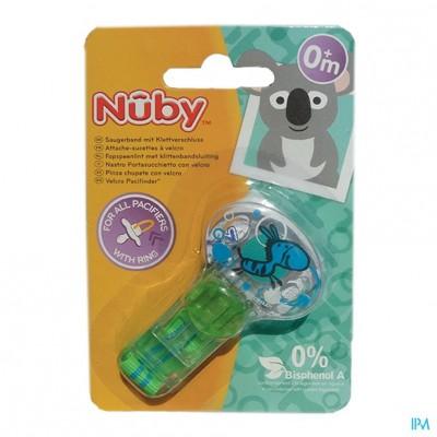 Nûby Fopspeenlint Pacifinder® met klittenband