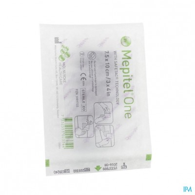 Mepitel One Ster 7,5cmx10,0cm 1 289300
