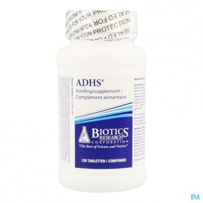 Adhs Biotics Comp 120