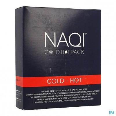 Naqi Cold Hot Pack +box+bag 13x27cm