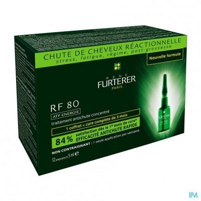 Furterer Rf80 Atp Energie 12x5ml Cfr 3716412