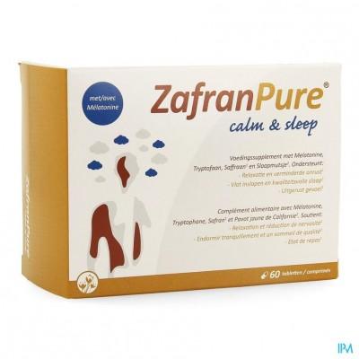 Zafranpure Calm & Sleep Comp 60