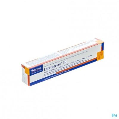Enterogelan 10 Pasta Doseerspuit Hond 10ml