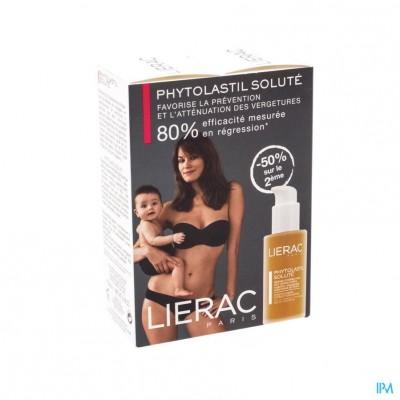 Lierac Phytolastil Solute Duo Fl 2x75ml 2de -50%