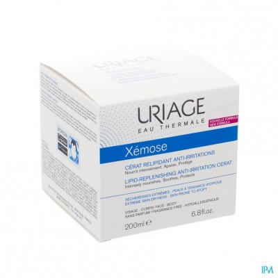 Uriage Xemose Cerat Creme Relipid. A/irrit. 200ml