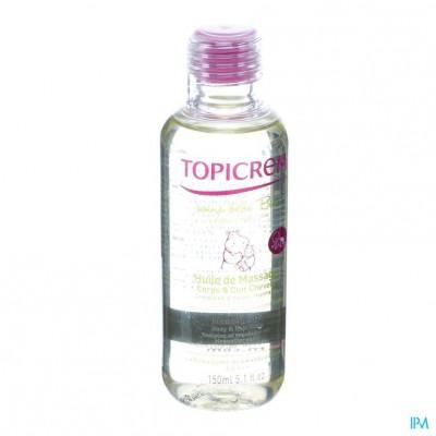 Topicrem Bb Massage Olie Fl 150ml