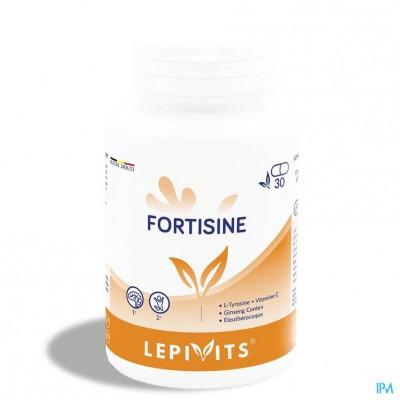 Lepivits Fortisine Caps 30