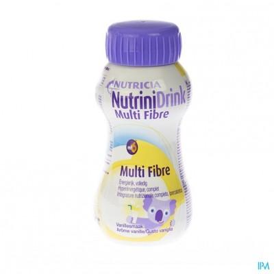 Nutrinidrink Vanille Multi F. +12m Fl 200ml 65585