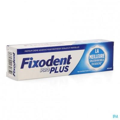 Fixodent Pro Plus 0% Kleefpasta 40g