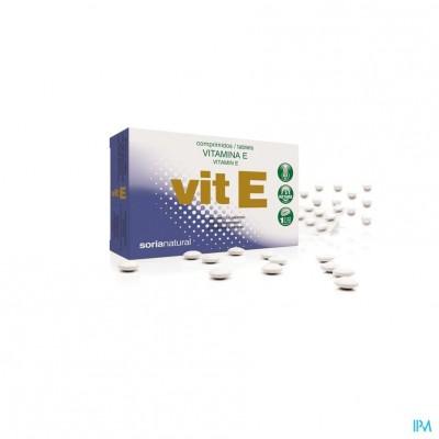 Soria Vitamine E retard 48 tabl.