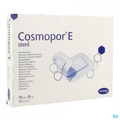 Cosmopor E Latexfree 10x8cm 10 P/s