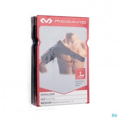 Mcdavid Lightweight Shoulder Brace Black M 463