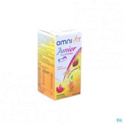 Omnivit Junior Gommetjes 30