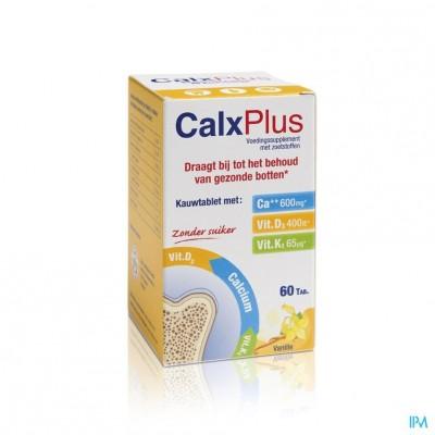 Calx-plus Vanille Tabl 60
